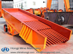 vibrating feeder mining machine crushing plant