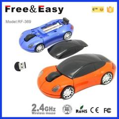 gift Porsche car shape road mice wireless mouse