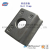 Rail Clamp Rail Clamp With Bolt/SGS Proved Rail Clamp Jiangsu Producer/Low Price Rail Clamp Supplier Rail Clamp Plate