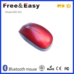 BM202 left handed wireless bluetooth mouse
