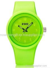 silicone jelly watch watches
