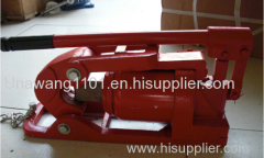 Good Quality Hydraulic Wire Rope Cutter From Factory