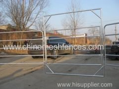 6 bar Bull Gate/6 bar heavy duty Corral Panel for American