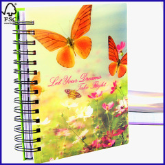 spiral notebook 3d printing notebook covers