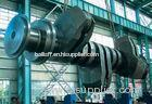 Diesel Heavy Engine Crankshaft Forging Alloy Steel For Compressor / Locomotive