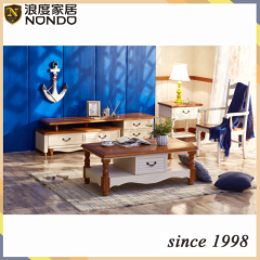 High quality living room furniture solid wood tea/side table HK001