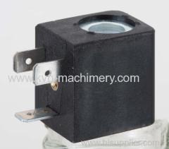 Solenoid coil 4V valve
