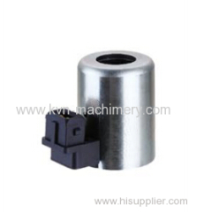 Solenoid coil Plug-type DC24V High Quality