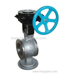 manual control valve of V type