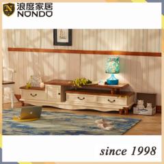 2015 new living room furniture design wood tv stand K002