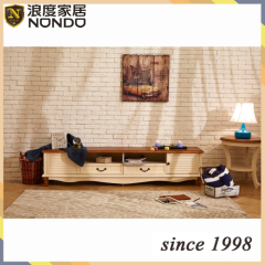 Cheap tv stand modern design wood led tv stand K006