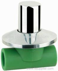 ppr concealed shower valves