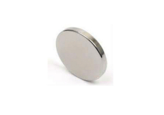 Rare earth customized small disc speaker magnet
