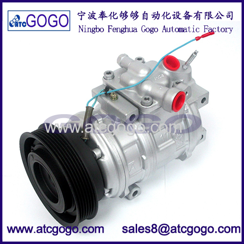 A/C Compressor and Clutch-New Compressor FOR Acura CL 471-1188 77341 78341 4711188 4711198