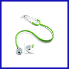 new design multifunctional zinc alloy stethoscope