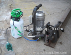 Good Quality Steel Electric Rail Drill Machine For Railway