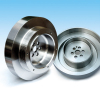 Elevator Belt Pulley-100% roughness inspection of belt groove and dynamic balane test