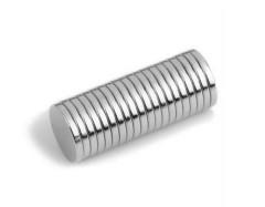 Grade n50 rare earth disc neodymium permanent magnet