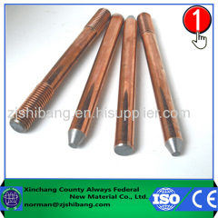 Koper Weld Steel Grounding Rod