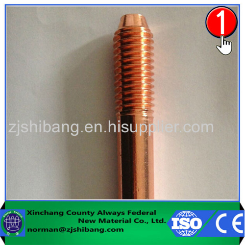 Copper Plated Steel Ground Rod