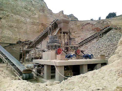 Hongji new cement rotary calciner line