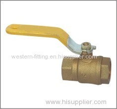 Brass Ball Valve 600WOG MECO Model from China manufacturer