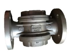 aluminum valve for gas transimision