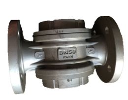 aluminum valve for gas transimision