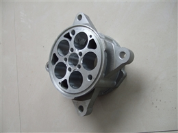 Car air conditioner cylinder