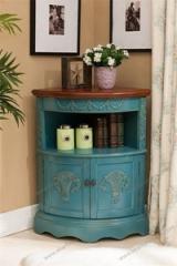Vintage Corner Cabinets Living Room Storage Cabinets