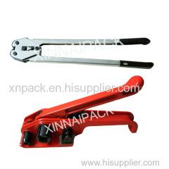 polyester plastic belt manual packer