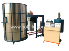 Semi Auto Foaming Sponge Machinery