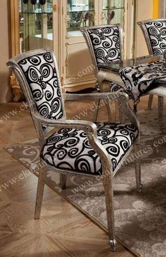 Dragon Mart Dubai 6 Seater Dining Table Set Marble Top Manufacturer