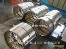 Chrome Steel open Rolling Mill Rearings , Four rows Cylindrical Roller Bearing