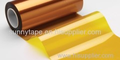 Polyimide tape with silicone adhesive for high temperature Masking