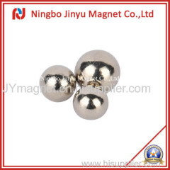 Sphere magntic neodymium magnet for sale from China