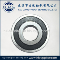 Stainless steel angular contact deep groove ball bearings