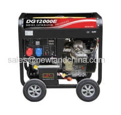 8.5KW Air cooled diesel generator electric start