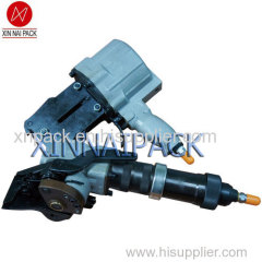 pneumatic handheld steel strapping tool