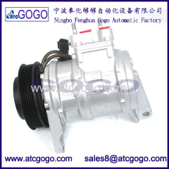 A/C Compressor and Clutch New Compressor DENSO 471-0103 14-2896 4677156AB 10000448 10307220