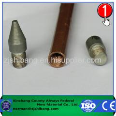 Kupfer überzogen Stahl Erdung Rod von Erdungssystem