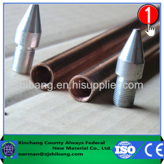Electroplated Copper Earth Rod