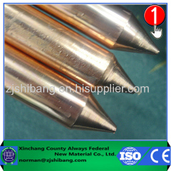 Copper Platting Aarding Rod Good Price