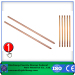 Copper clad ground rod