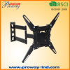 Swing & Tilt Extension Arm lcd tv mount For Most 22 inch to 42 inch TVs
