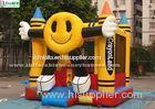 Kids Crayonland Inflatable Bounce Houses Big Bouncing Castle EN71 Certificated