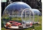 EN14960 Outdoor Activities Inflatable Lawn Tent Clear For Camping Use