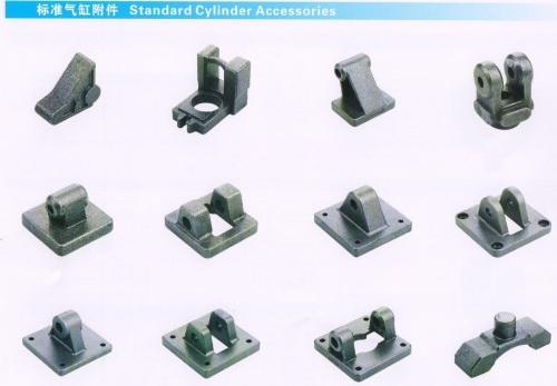 pneumatic fittings-steel casting