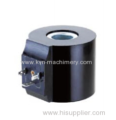 The waterproof solenoid coil USFC DIN