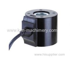 Waterproof solenoid valve coil Lead-type